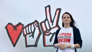 Fighting the machines of the Belarus regime, one year on