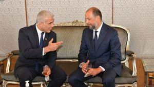 Israele, Lapid in Marocco: