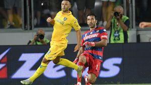 Serie B, Frosinone-Parma 2-2: Buffon 'inciampa' alla prima