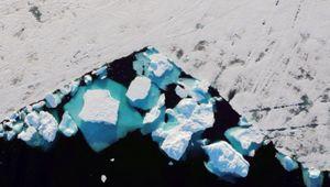 Cambiamenti climatici, per la prima volta piove in Groenlandia