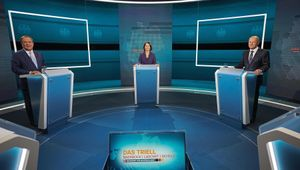 Germania, il primo duello in tv non frena la rincorsa di Scholz