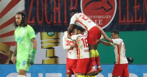 Leipzig im Halbfinale - Poulsen und Hwang treffen gegen VfL - Sport