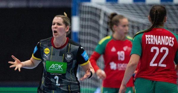 Sieg gegen Portugal: WM-Ticket für deutsche Handballerinnen - Sport