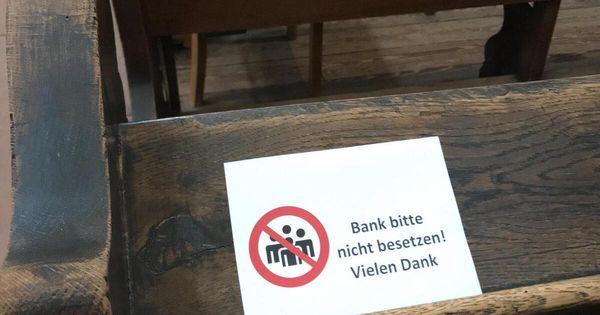 Gesundheitsamt: Infektionsketten nach Ostergottesdiensten durchbrochen - Donnersbergkreis