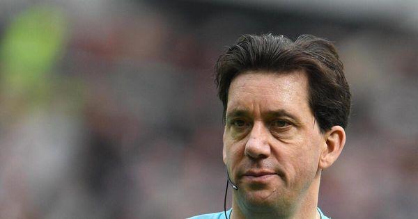 Wegen Altersgrenze: Schiedsrichter Gräfe verklagt den DFB  - Fussball