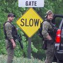 Pokušao vozilom da uđe u sedište CIA, agenti ga upucali