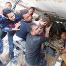 Najsmrtonosniji napad na pojas Gaze, srušene tri zgrade