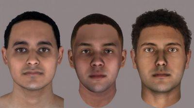 Rekonstruisana lica tri mumije na osnovu njihove DNK