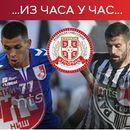 Partizan i Radnički, borba za Niš