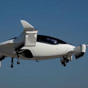 I Nemci leteći taksi za trku imaju