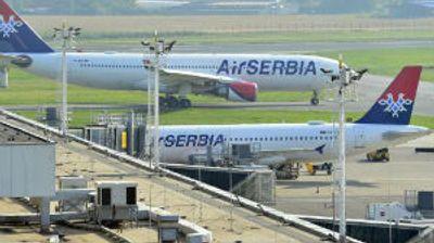 """Otkazani letovi """"Er Srbije"""" za Njujork zbog remonta aviona"""