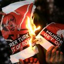Protesti Kurda širom Evrope, palili fotografije Erdogana