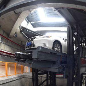 U podzemnim garažama u Kini parkiraće vas robot