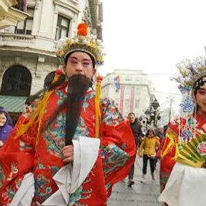 Kako Beograd slavi Kinesku novu godinu