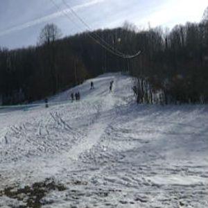 Zašto u dragačevskoj Kaoni skija celo selo