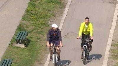 Radojičić: Beograd širi biciklističku mrežu