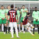 Milan slavio nakon preokreta, Arsenal i Benfika ubedljivi