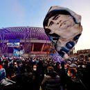 """Stadion u Napulju poneo ime """"Dijego Armando Maradona"""""""