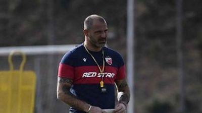 Stanković: Odlična atmosfera i motivisan rad tima na pripremama