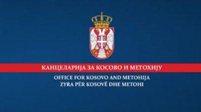 Kancelarija za KiM: Optužbe na račun igumana Save Janjića smišljene da se zamaskira istina o ugroženosti Dečana