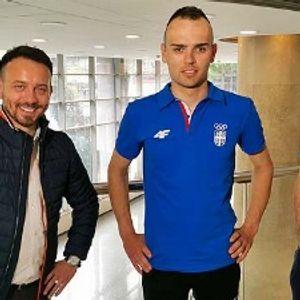 Rajović samouveren pred start trke Beograd - Banjaluka
