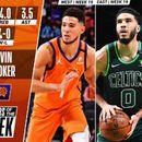 Buker i Tejtum igrači nedelje u NBA ligi