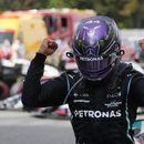 Hamilton najbrži u Španiji za 98. pobedu u karijeri