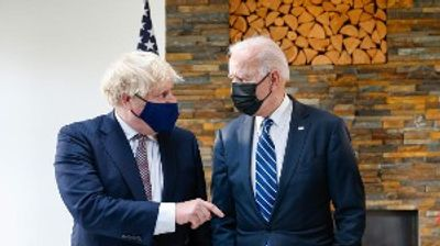 Bajden i Džonson dogovorili novu Atlantsku povelju