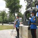 Vučić položio venac na Spomenik junacima sa Košara