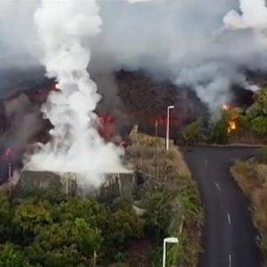 Erupcija vulkana na La Palmi – šteta 87 miliona evra, pepeo najveća opasnost po zdravlje