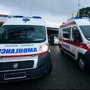 Autobus uleteo u dečje igralište u Zemunu, petoro dece povređeno