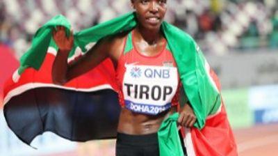 Policija traga za mužem ubijene kenijske atletičarke