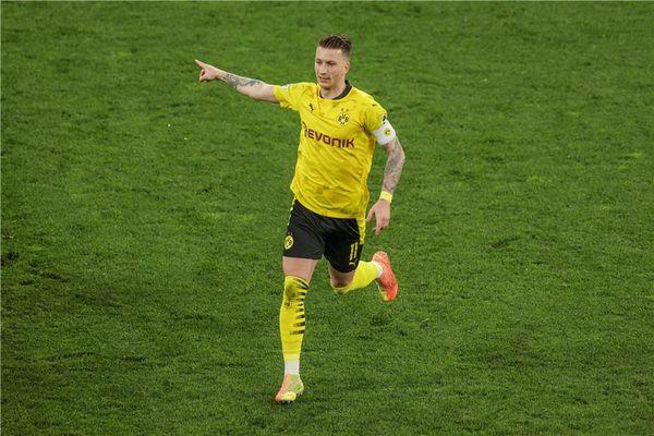 """BVB-Kapitän Marco Reus: """"Den DFB-Pokal für Mateu Morey holen"""""""