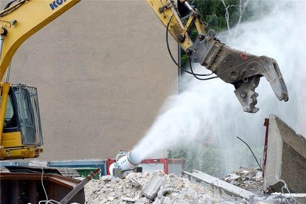 Abriss wird das Stadtbild in Dortmund-Körne für immer verändern
