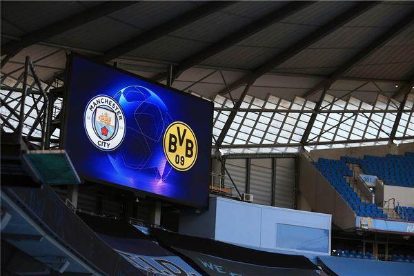 BVB gegen ManCty: Die Champions League live in TV, Stream und Ticker