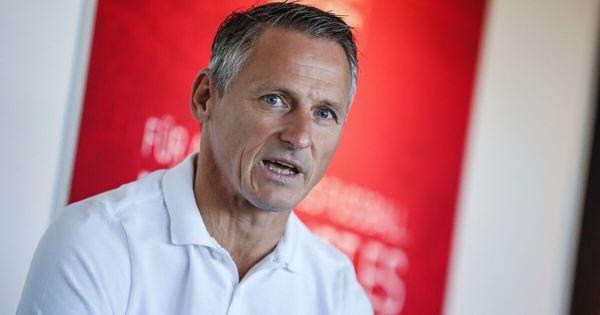 Stephan Reiter bleibt Red Bull Salzburgs Geschäftsführer