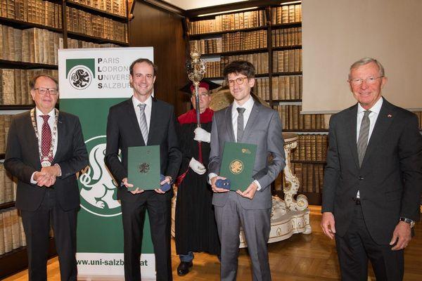 BG/BRG Bad Ischl gratuliert seinen ausgezeichneten Absolventen - salzi.at