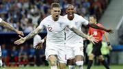 クロアチア対イングランドの採点は?英メディアのMOMはイングランドから…/W杯の代表サムネイル