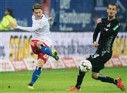 酒井高がフル出場、HSV勝利で首位に浮上の代表サムネイル