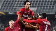 ELで3ゴールと大活躍の南野、UEFA発表の週間MVP&ベスト11に選出の代表サムネイル