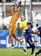 GK大場、好守で貢献「体が動いてくれたので」 U-17女子W杯の代表サムネイル