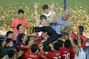 納比提前離開廣州恆大,皆因望奪歐國盃冠軍?