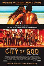 עיר האלוהים \ City Of God | תרגום מובנה DVDRip | סרט נדיר !!