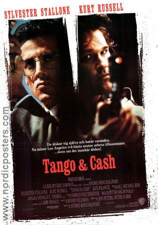 Tango i Cash / Tango & Cash (1989) PL.720p.BDRip.XviD.AC3-ELiTE