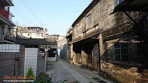 【港人帶路。香港自由行】元朗區: 認識香港墟市集, 元朗舊墟一級歷史建築物遊
