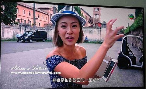 【意大利旅遊】錯誤百出的電視台旅遊節目《意大利潮什麼》
