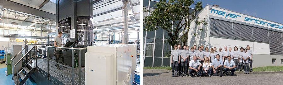 Sintermetall Meyer Sintermetall AG 2557 Studen Schweiz www.sintermetall.ch