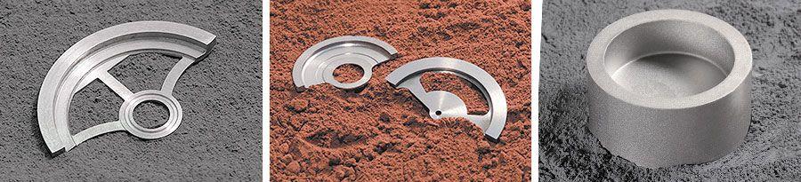 Formteile aus Sintermetall Meyer Sintermetall AG 2557 Studen Schweiz www.sintermetall.ch