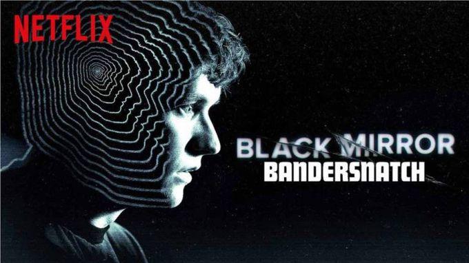 《Black Mirror : Bandersnatch》