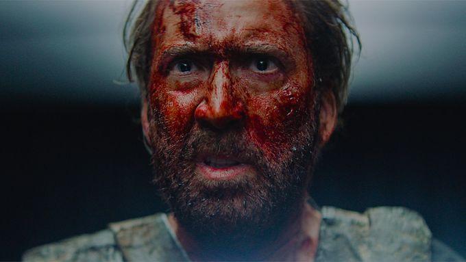 略談Nicolas Cage新作 :《狂屠絕路》(Mandy)
